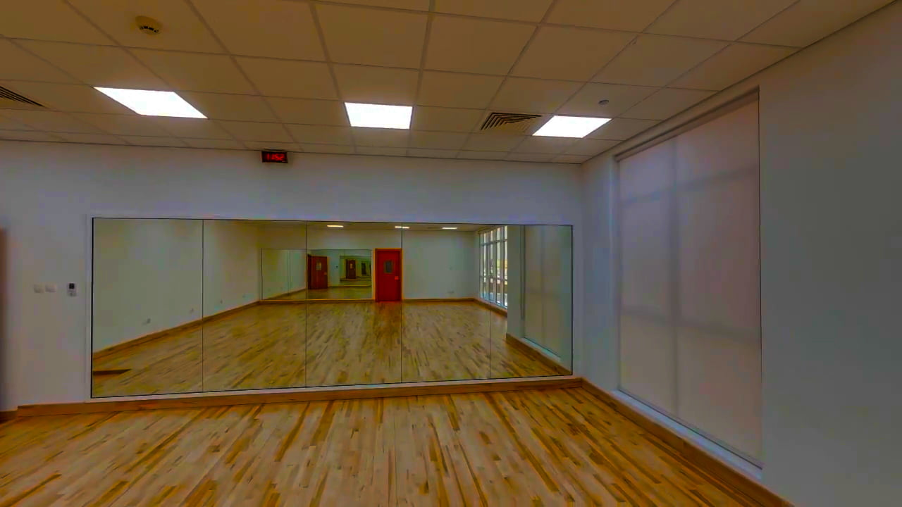 Specialist dance facilities at Dubai British School in Jumeirah Park, Dubai