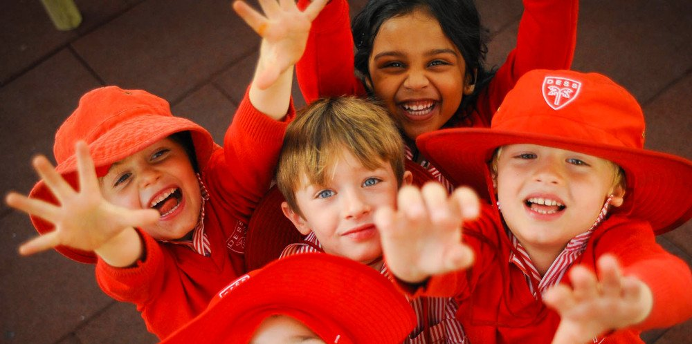 DESS Happiest Schools in the UAE