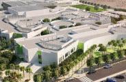 Foto der Al Mamoura Akademie in Abu Dhabi