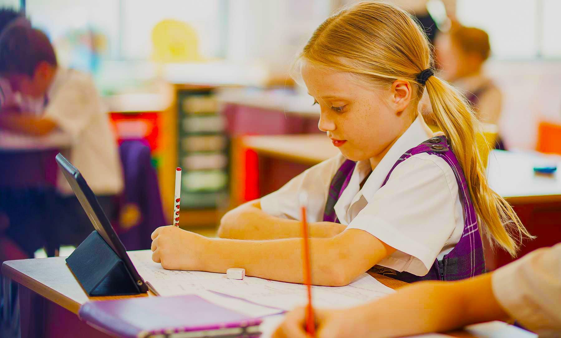 Foremarke School Dubai Lernen und IT im Klassenzimmer