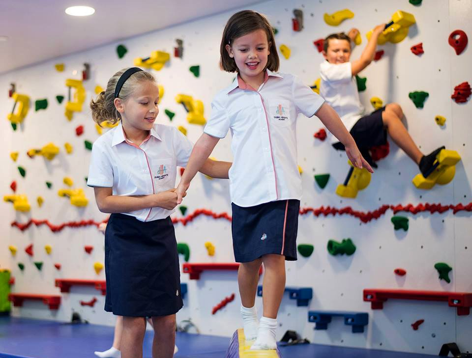 Dubai Heights Academy sport