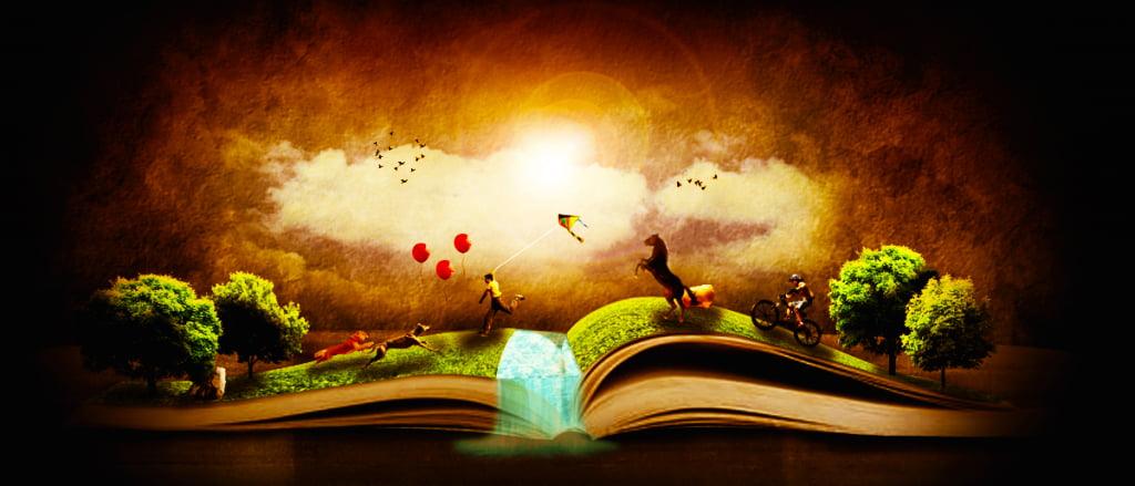 Das Leben passiert in Büchern auf IGCSE und A Level