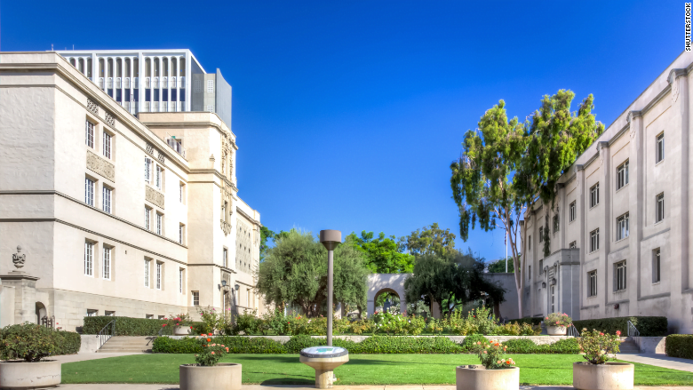Caltech - a top US choice for school leavers from the UAE