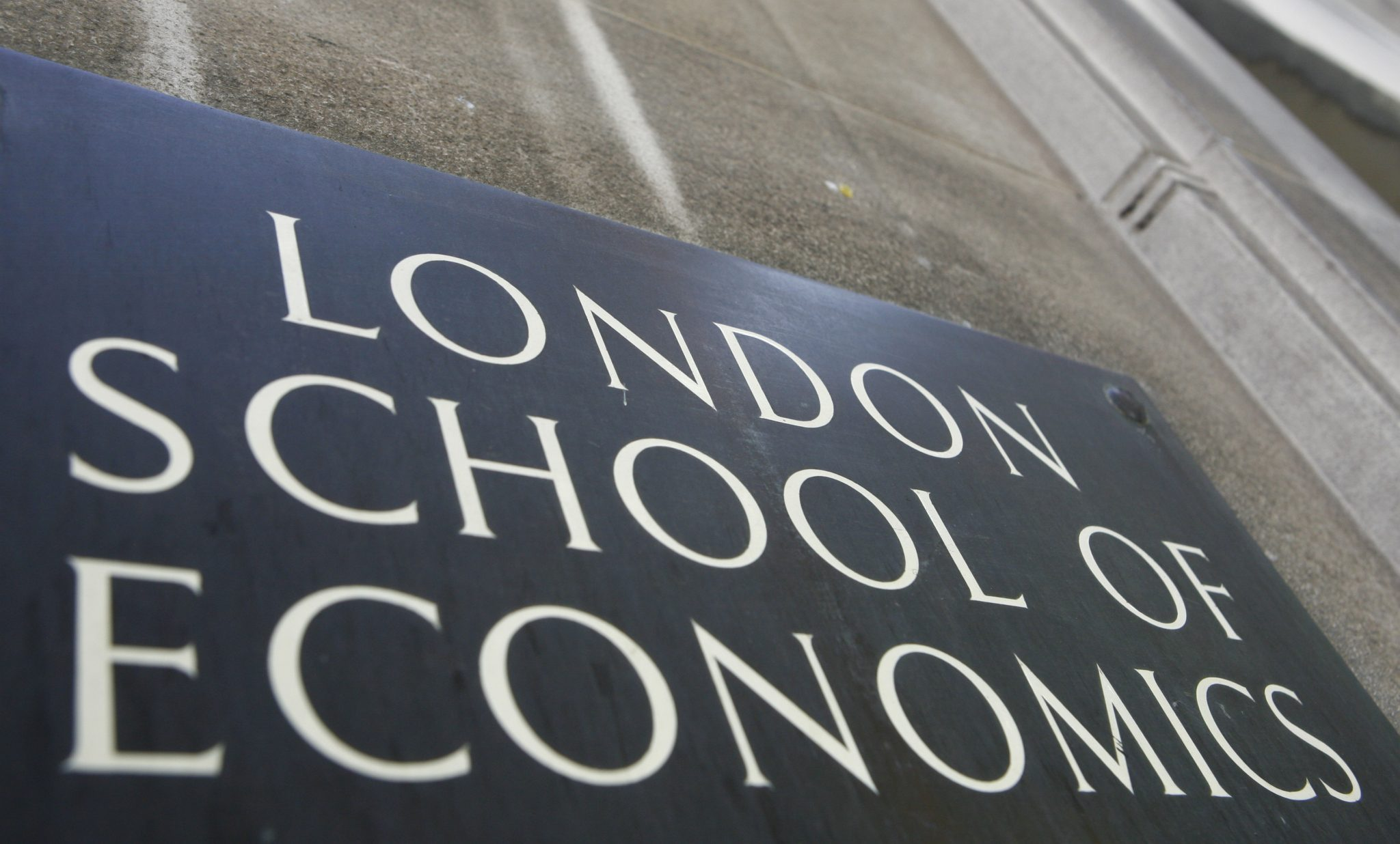 Image of the London School of Economics - a top option for school leavers from the UAE