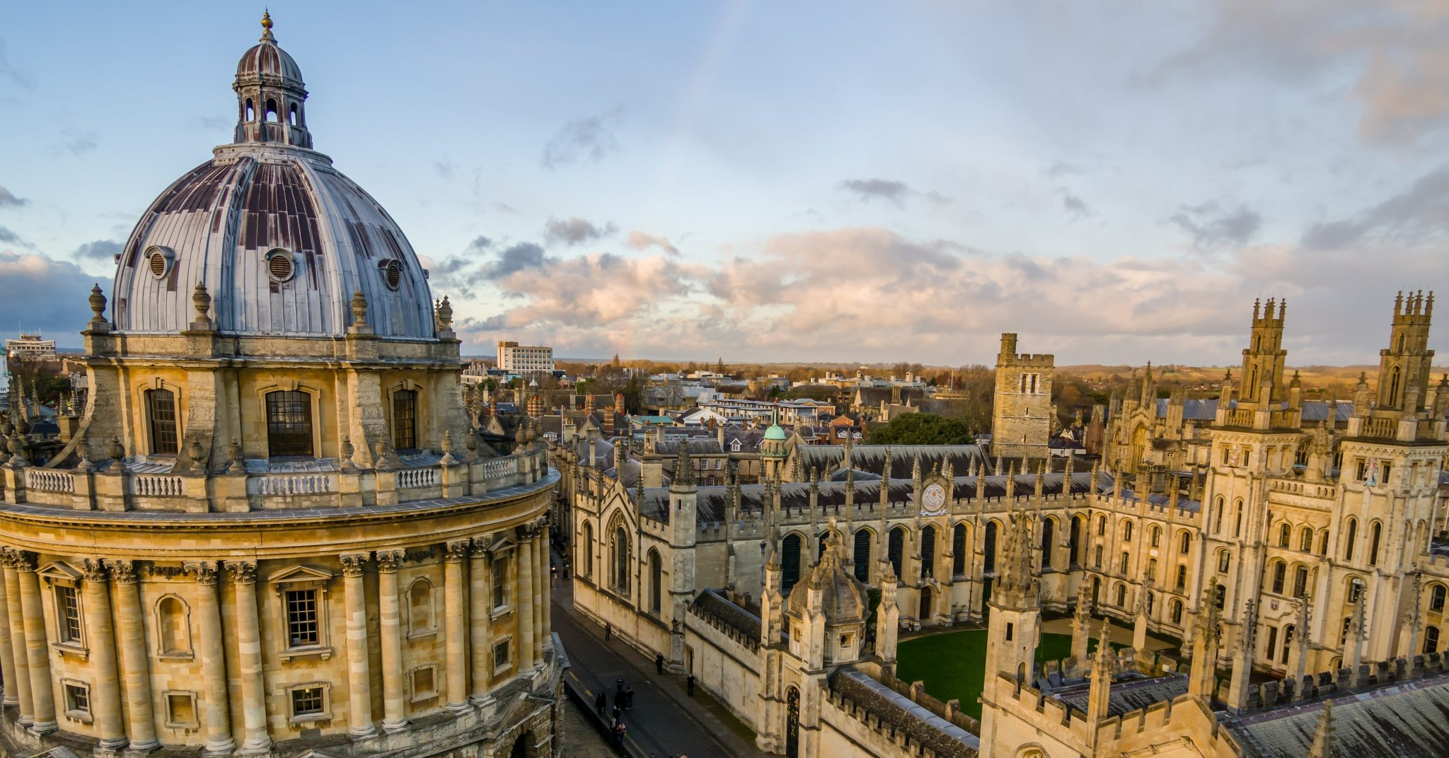 Oxford University - a top choice for school leavers from the UAE