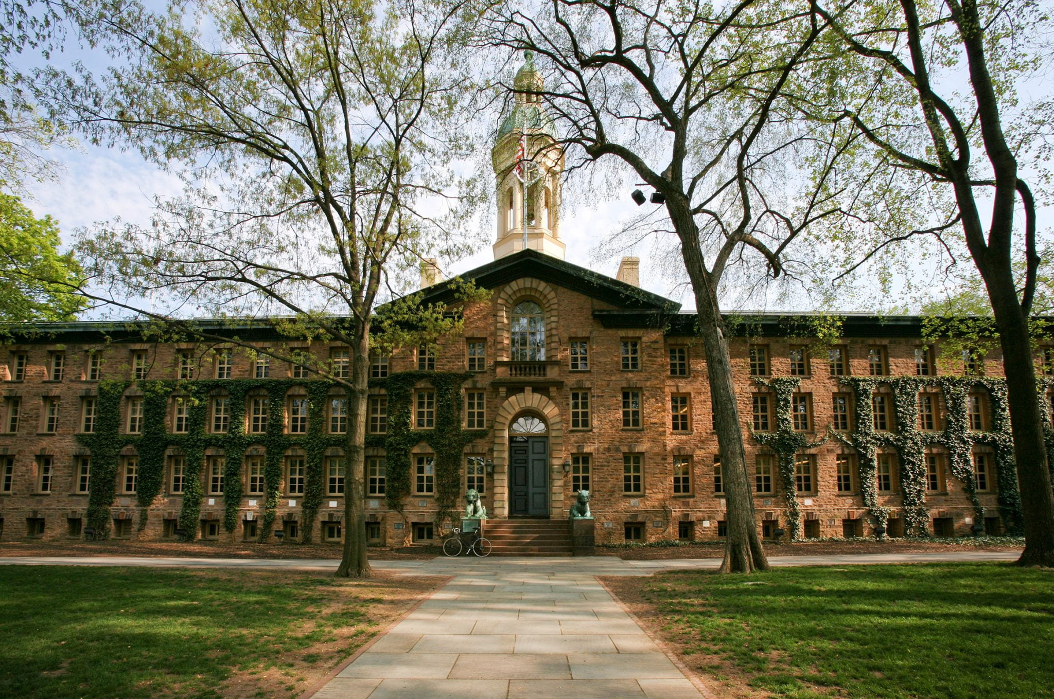 Princeton - a top choice for school leavers from the UAE
