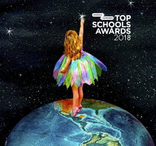 Top School Awards recognising the best schools in Dubai Abu Dhabi and the UAE