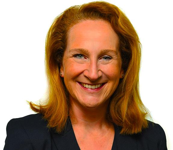 Photograog ng Maryssa O'Connor, Punong-guro at Punong Tagapagpaganap ng GEMS Wellington International School sa Dubai UAE