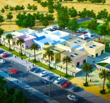 The Wonder Years Nursery Dubai located in the heart of the Remraam Community.