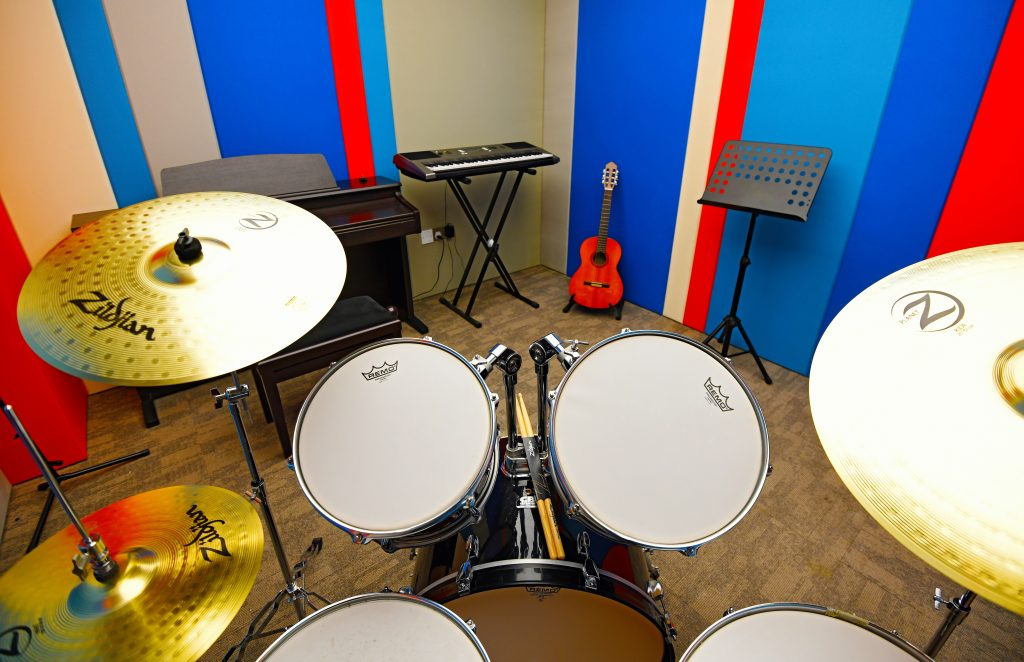 GEMS Wellington Primary School Music Studio