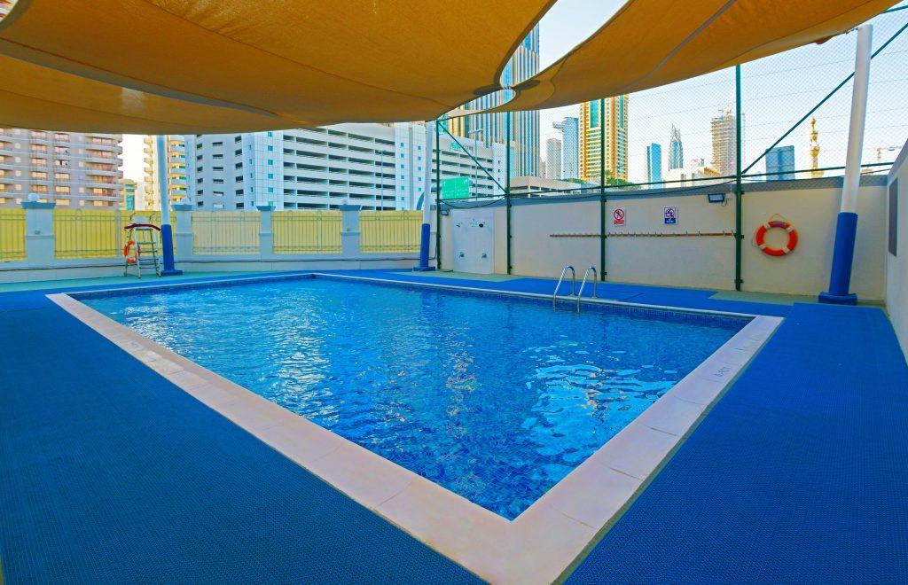 GEMS Wellington Grundschule FS1 Schwimmbad