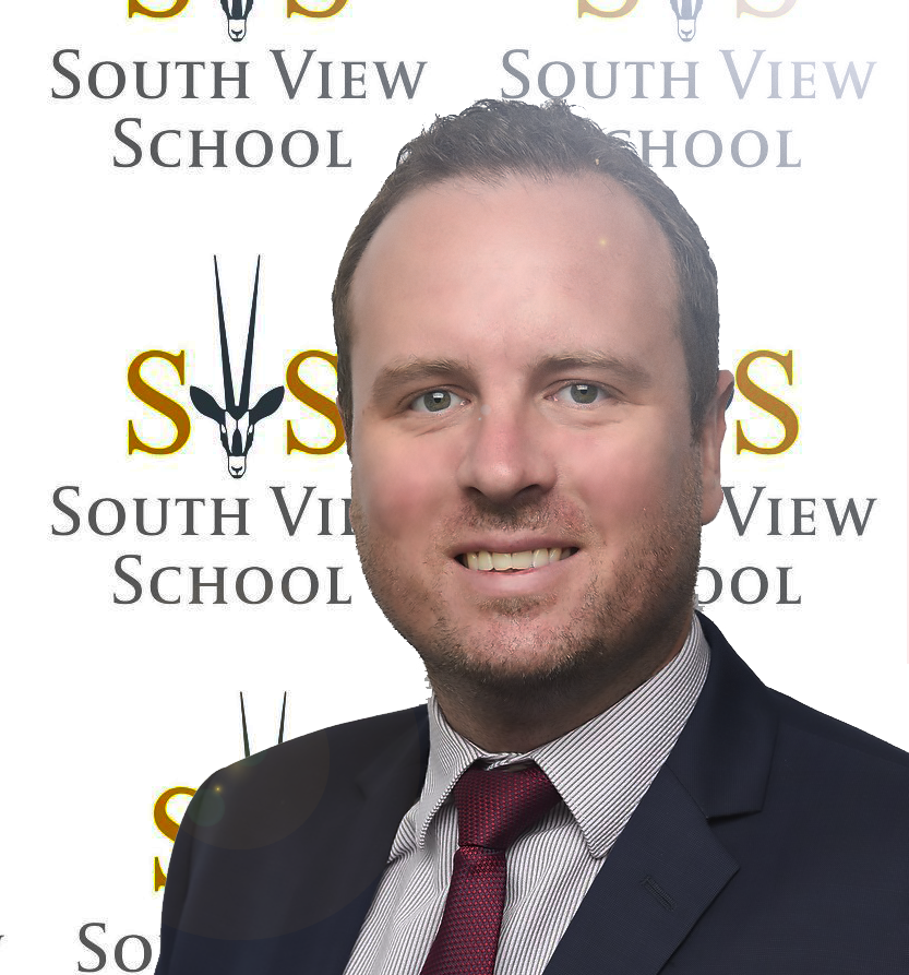Photograph of Jonathan Pennock, Head of Secondary, South View School Dubai