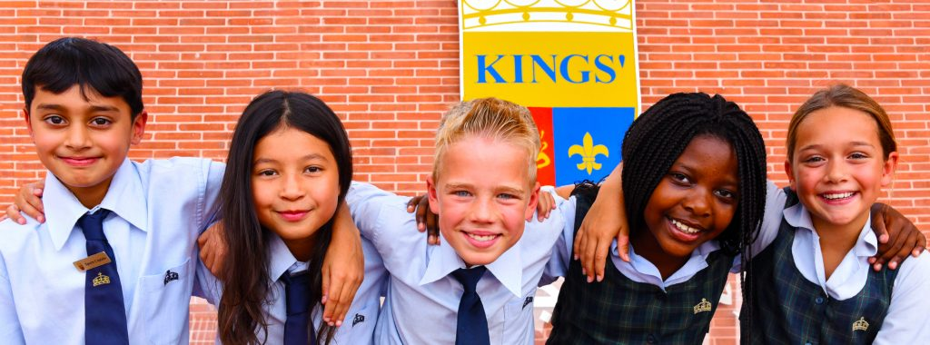 Scholarships and bursaries at Kings' Education school in Dubai attract the brightest and best from every part of the curriculum.