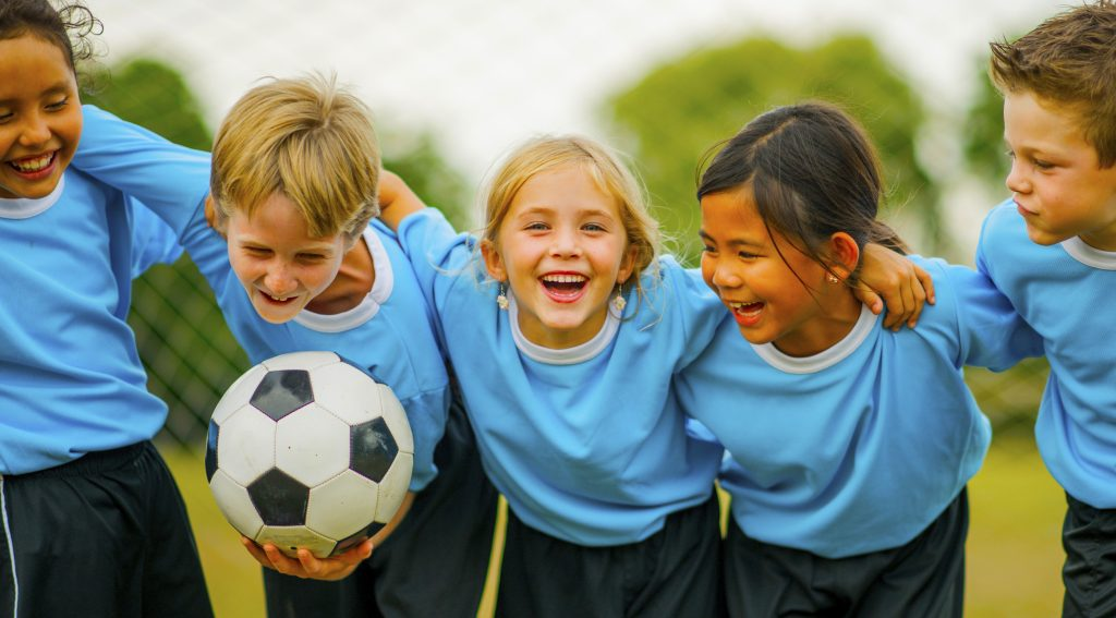 Team sports in Dubai and Abu Dhabi schools are a must.