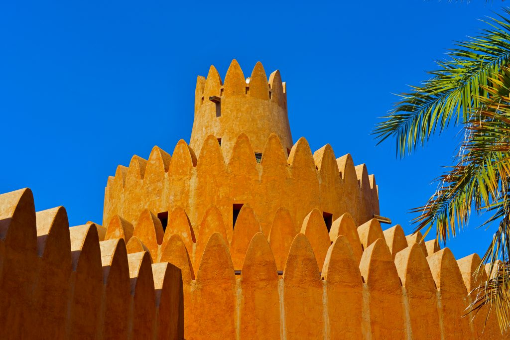 Al Ain is a perfect escape in the school holidays during the coronavirus covid 19 outbreak