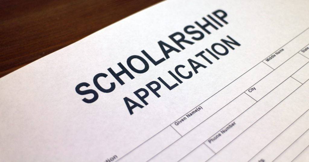 Scholarship and bursaries can significantly reduce school fees and the cost of education in the UAE