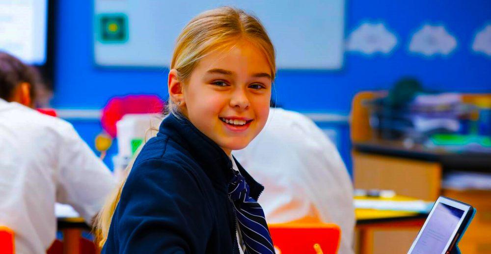 GEMS Wellington Grundschule in Dubai