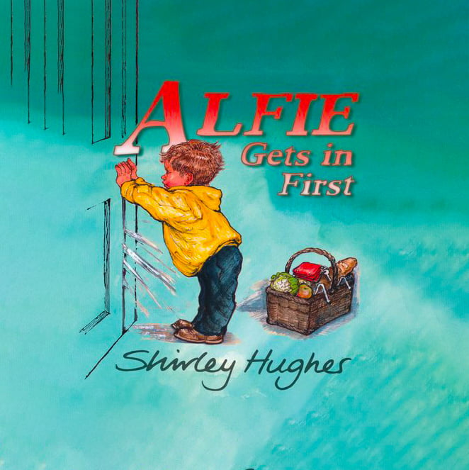Coronavirus Covid 19 Lockdown and the Power of Reading as a Force for Good.  Top 20 Childhood Books from Schools Revealed. Here we look at Alfie Gets in First by Shirley Hughes