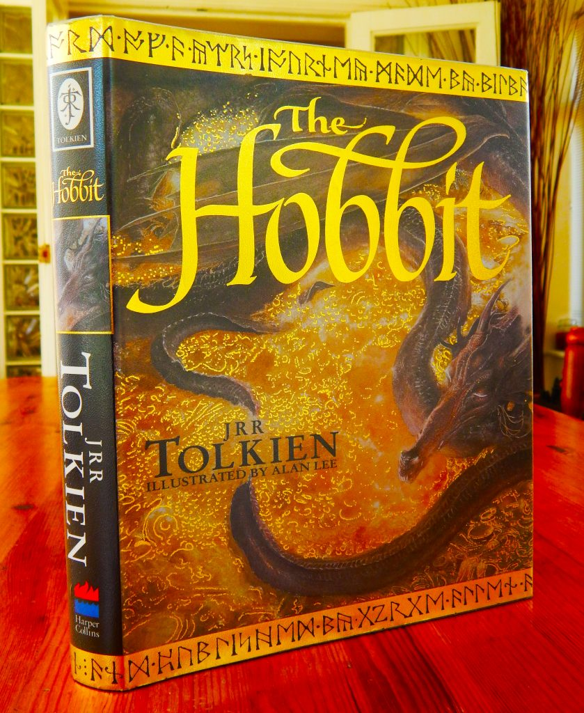Coronavirus Covid 19 Lockdown and the Power of Reading as a Force for Good.  Top 20 Childhood Books from Schools Revealed. Here we look at The Hobbit by Tolkien.