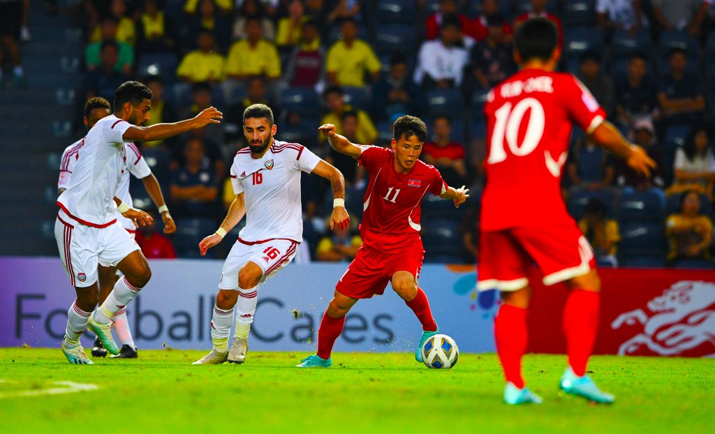 Können die VAE Dubai, Abu Dhabi, Sharjah die FIFA Fussball-Weltmeisterschaft 2022 gewinnen?