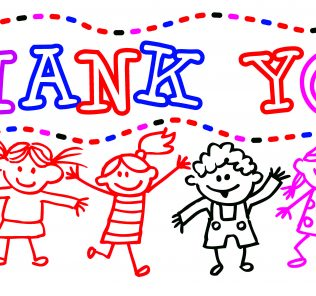 Best Nursery and PreSchool Guide in Dubai and the UAE picture showing a thank you from parents.