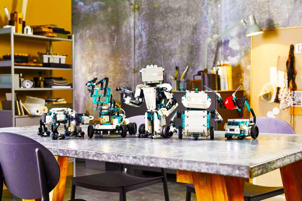 Mga Paaralan ng Hinaharap na mga LEGO Mindstorm