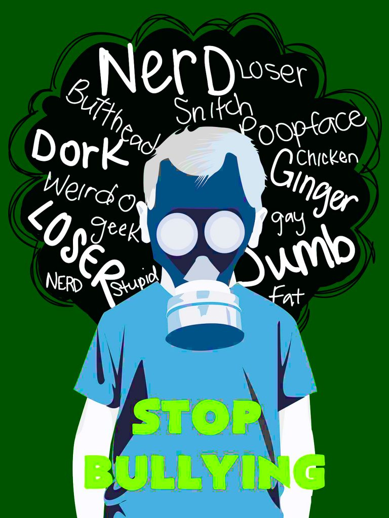 Bullying in school or outside it through cuberbullying and social media must stop