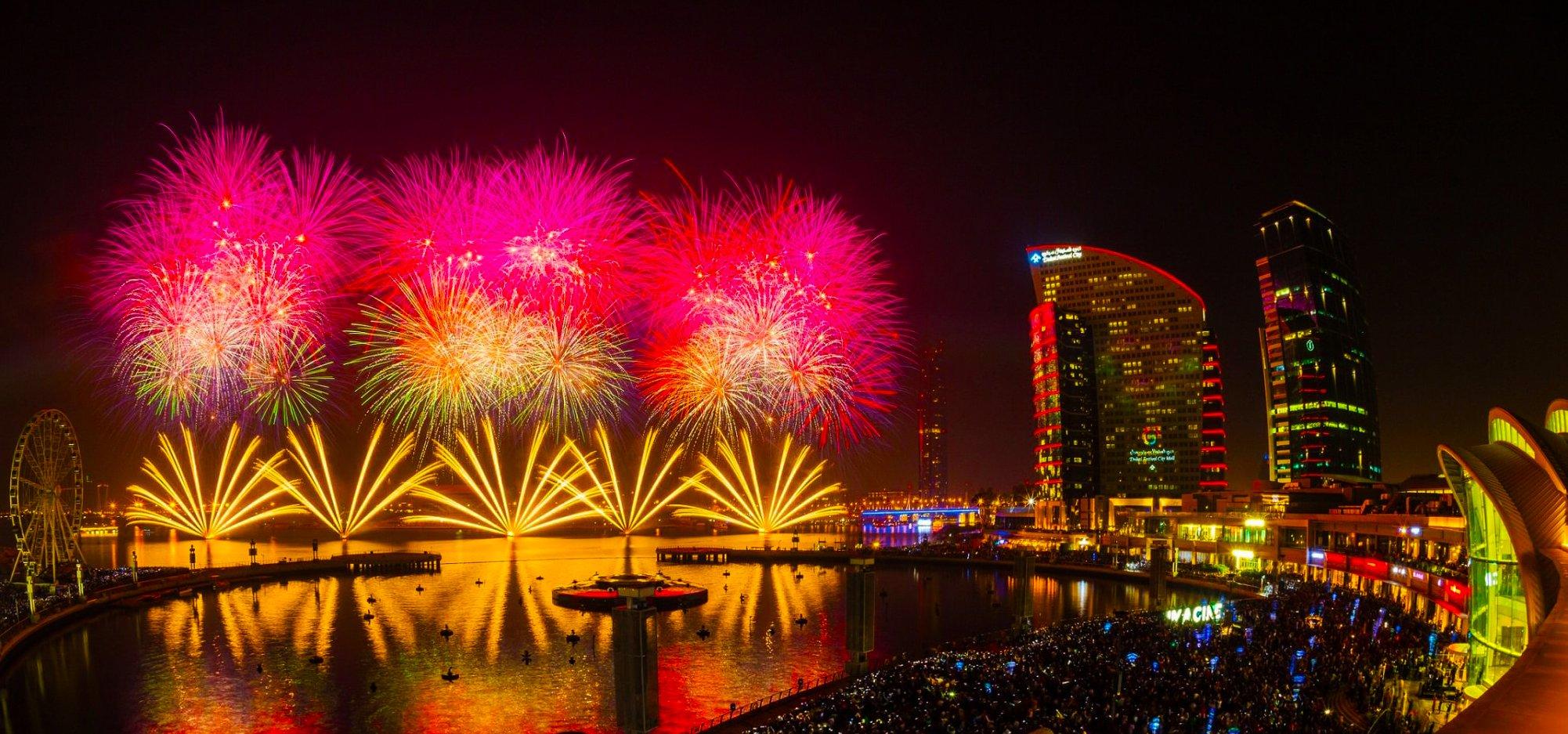 Eid vacaciones en Dubai y los EAU 2020