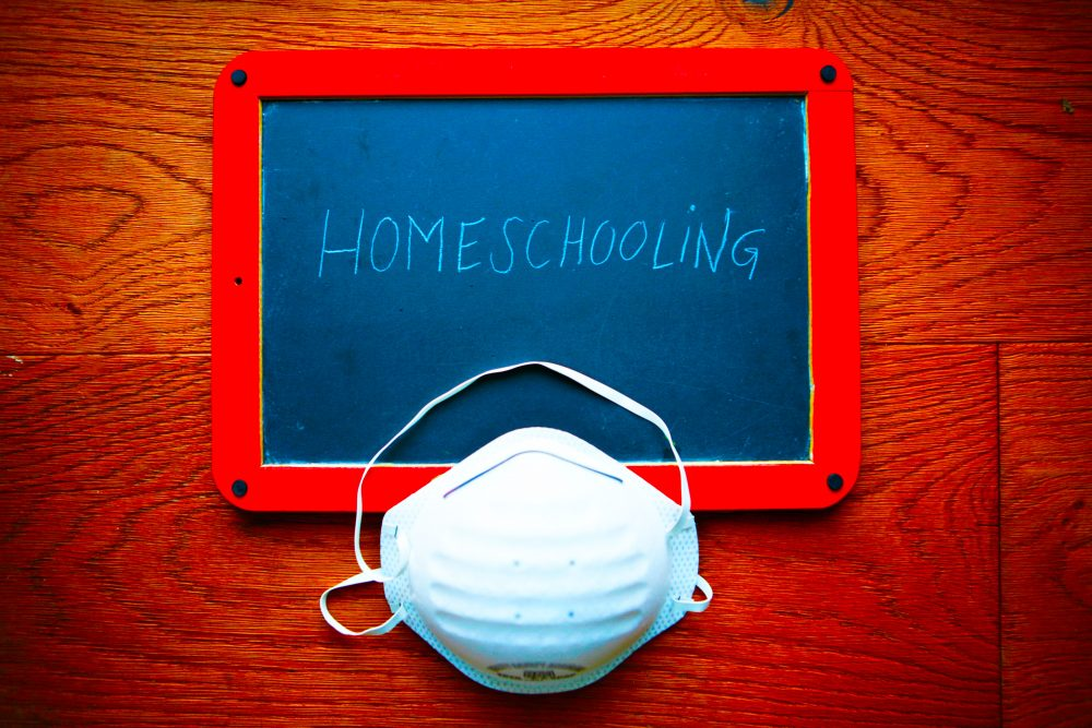 Home schooling and distance learning - a report from the front line for parents on the impact of the pandemic on the education of their children.