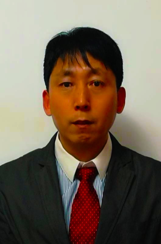 Photograph of Zhao Baidong, Vice Principal, Chinese School Dubai