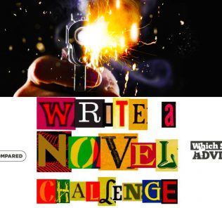 Write a book illustration of gun firing in our write a novel challenge 2020 engaging school children from across the UAE