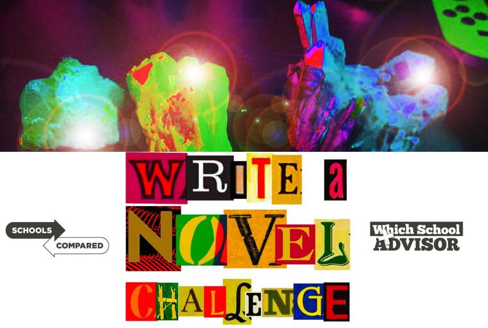 اكتب تحدي الرواية