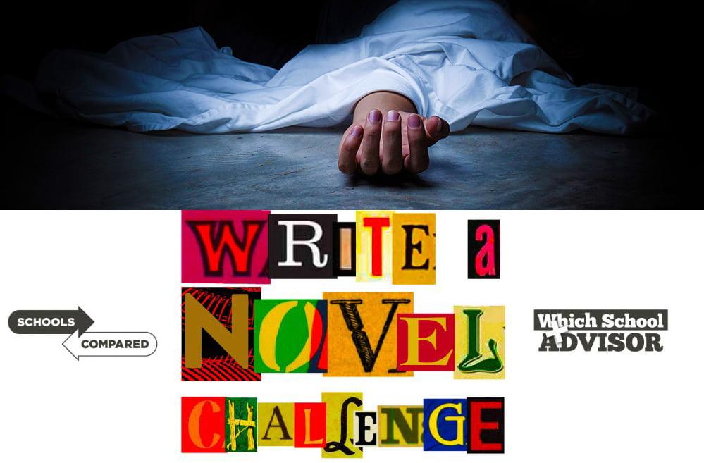 اكتب صورة تحدي رواية لموت أرشي