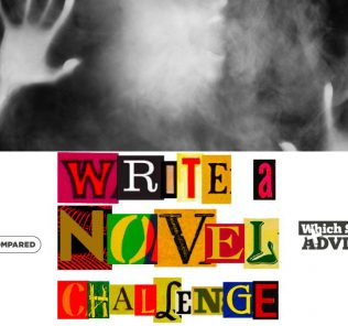 Covid 19 Write a novel challenge The Prophesy Tower