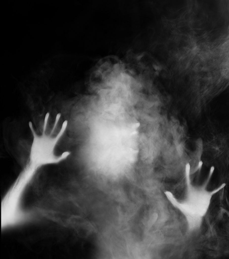 Covid 19 Schreiben Sie eine neuartige Herausforderung Kapitel 53 Illustration einer erstickenden Frau
