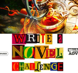 Write a Novel Challenge the four worlds revealed as the Prophesy unwinds