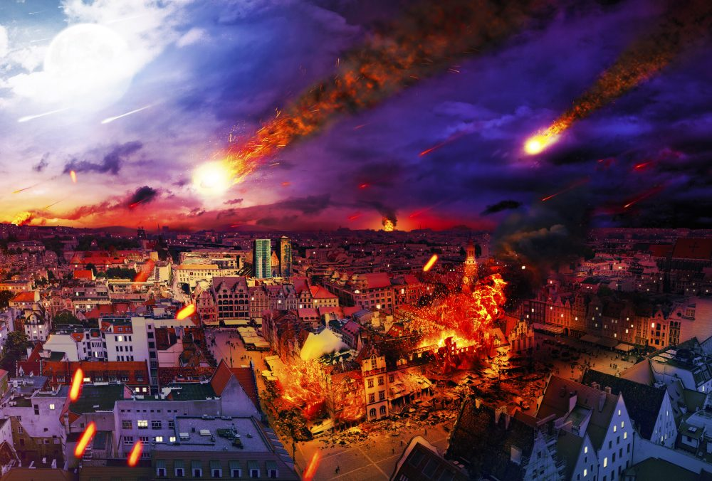 End of the World. Armageddon. Chapter 75. The Final Chapter. Write a Novel.