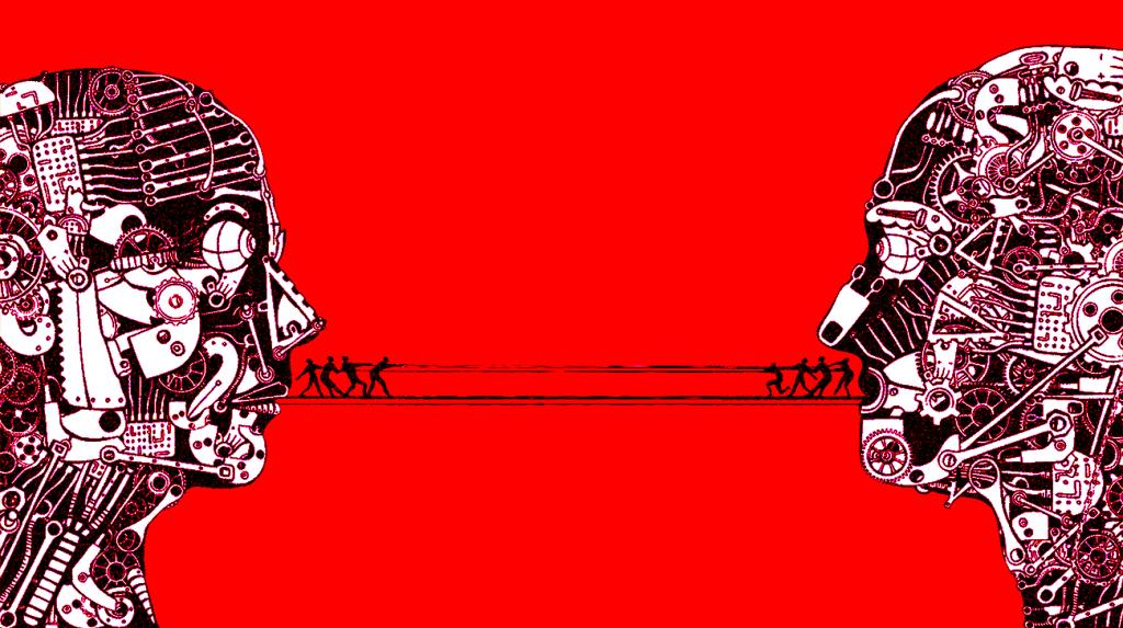 Pagtuturo ng Arabe sa mga paaralan sa mired sa kahirapan. Walang sinumang maaaring sumang-ayon sa tamang salita na gagamitin o kung ano ang ibig sabihin nito.