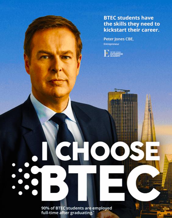 BTEC wird jetzt in allen GEMS Education Top Schools eingesetzt