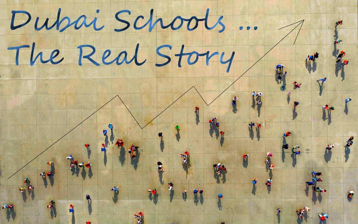 تقرير جديد لهيئة المعرفة والتنمية البشرية يكشف عن الإحصائيات التي تقوم عليها مدارس دبي