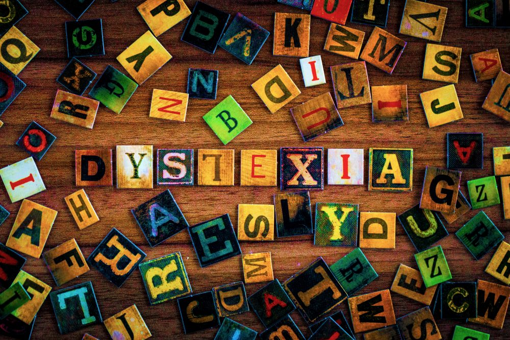 Dyslexia - beautiful life affirming video. Superpower.