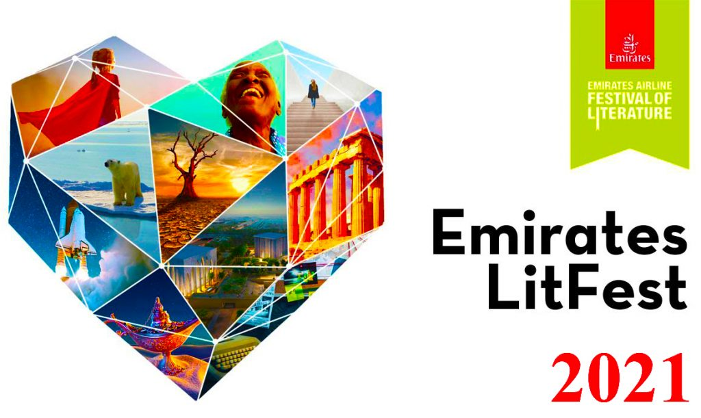 Official launch of the Emirates Airline |Festival of Literature 2021 Litfest 2021 Dubai UAE