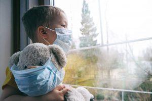 Psychische Gesundheitsprobleme in Schulen für Kinder haben sich unter Covid 19 verschlimmert.