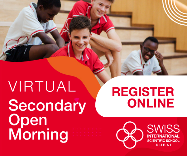 Secondary Open Morning Veranstaltung der Swiss International Scientific School 2021
