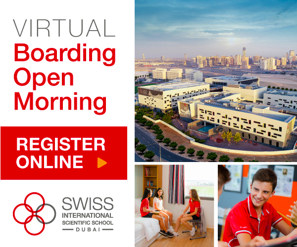 Swiss International Scientific School Internatsveranstaltung 2021