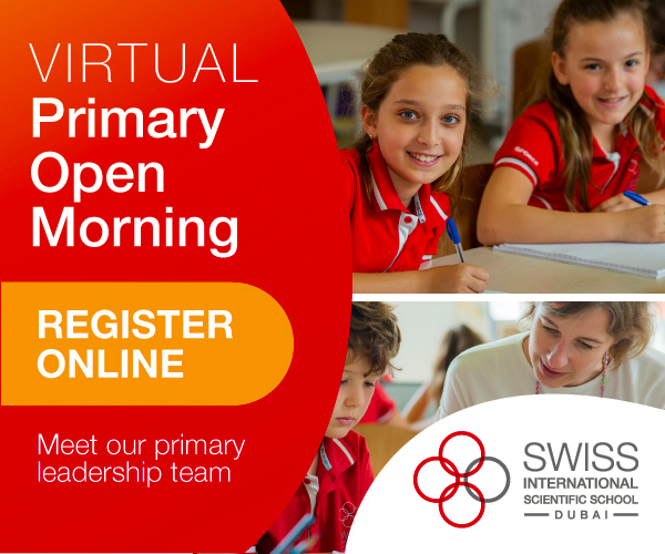 Virtueller Morgen der offenen Grundschule - Swiss International Scientific School