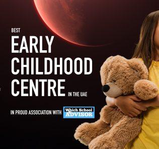 جائزة SchoolsCompared.com لأفضل المدارس لأفضل مركز للطفولة المبكرة ومدرسة حضانة في الإمارات 2021