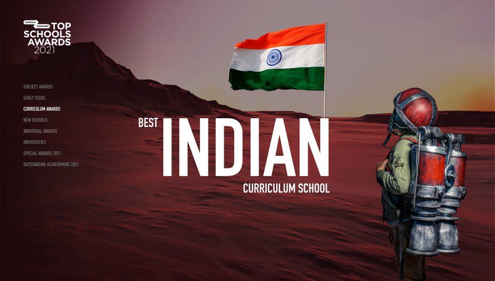 Top Schools Awards 2021 Beste indische Lehrplanschule in den VAE Antrags- und Anmeldeformular