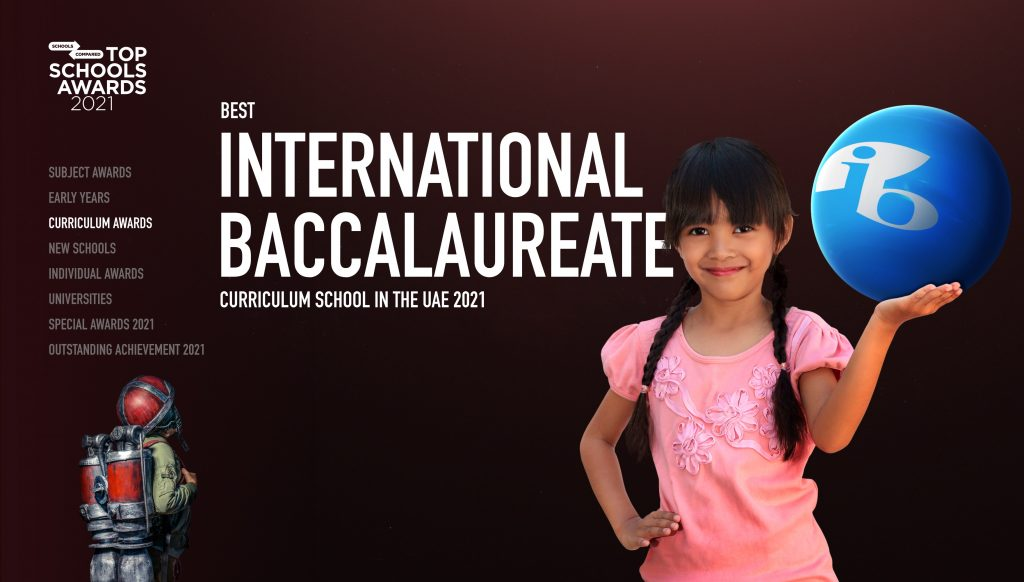 Best International Baccalaureate School in the UAE Top Schools Award Best IB School Entry Form