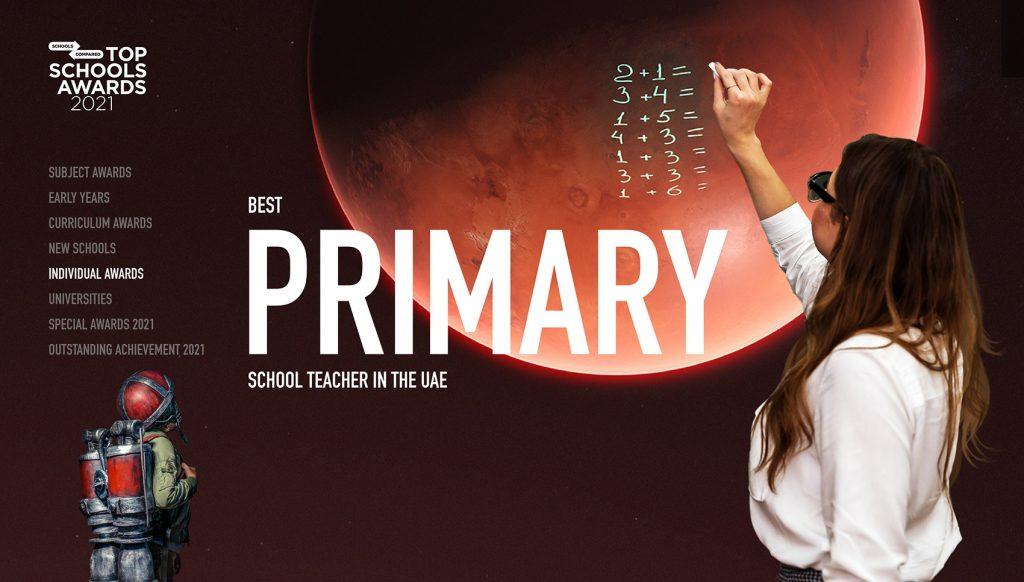 Best Primary School Teacher in the UAE 2021
